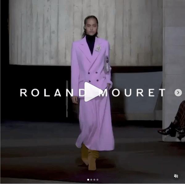 Roland Mouret | Fall Winter 2020/2021